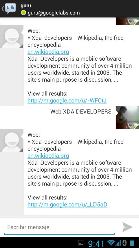 «Google Now» на всех версиях Android