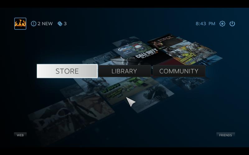 «Steam Box» от Valve — будущее за ПК в мире консолей? (большое чудо в маленькой коробке)
