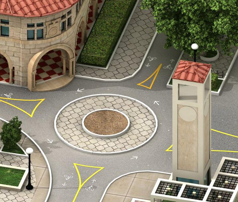 «Игрушечная» картография или 3D карты своими руками