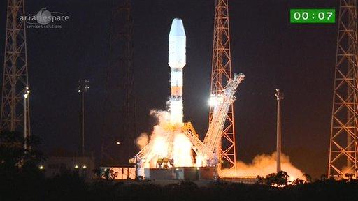 «Самую большую цифровую камеру» отправили в космос