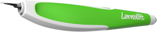 Из 120 000 фунтов стерлингов на выпуск ручки Lernstift удалось собрать меньше четвертой части