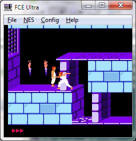 [NES] Пишем редактор уровней для Prince of Persia. Глава пятая. Отражение