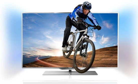 Железо / Philips выпустила ТВ с возможностью одновременного показа двух разных «картинок»
