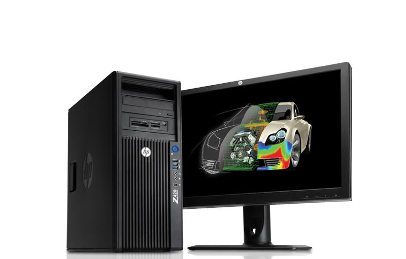 05 — HP Z420 — мощная рабочая станция и средства виртуализации