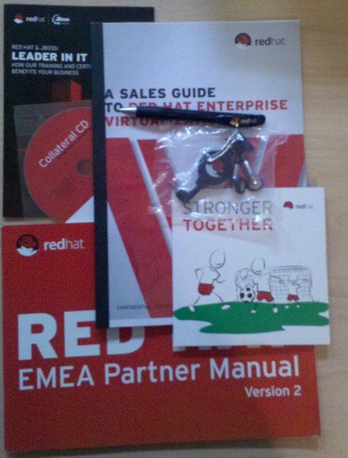 Linux для всех / Семинар Red Hat. Впечатления