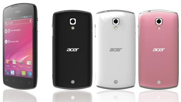 Acer Liquid Glow представят на MWC