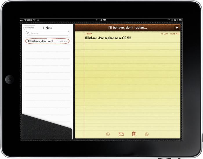 10 наблюдений разработчика под iOS