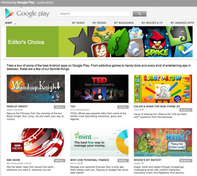 10 правил, которые помогут приложению получить рекомендацию от Google Play