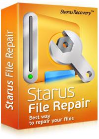 Обзор программы Starus File Repair