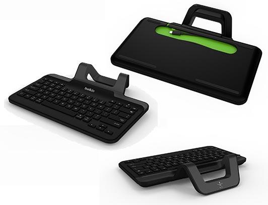 Доступно три модификации Belkin Wired Tablet Keyboard with Stand