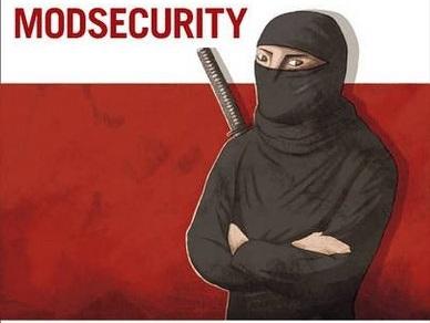 Настройка ModSecurity