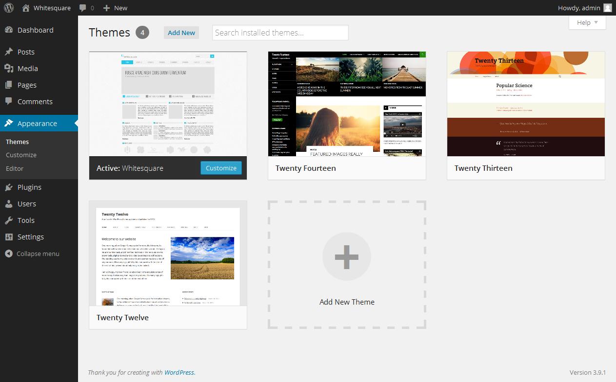 Как сверстать тему для WordPress
