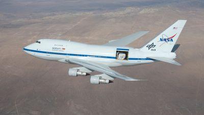 Летающая реактивная обсерватория NASA