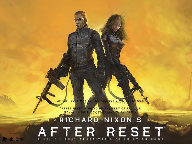 After Reset RPG — Рестарт кампании по сборку средств