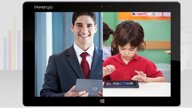 Prestigio Visconte — бизнес планшет на Windows 8.1