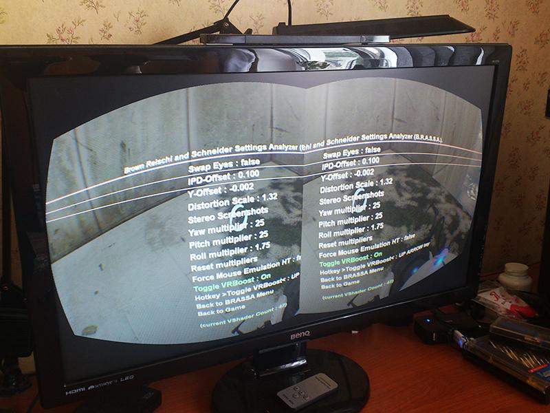 Nvidia + Nexus 7 + две лупы + коробка = VR шлем