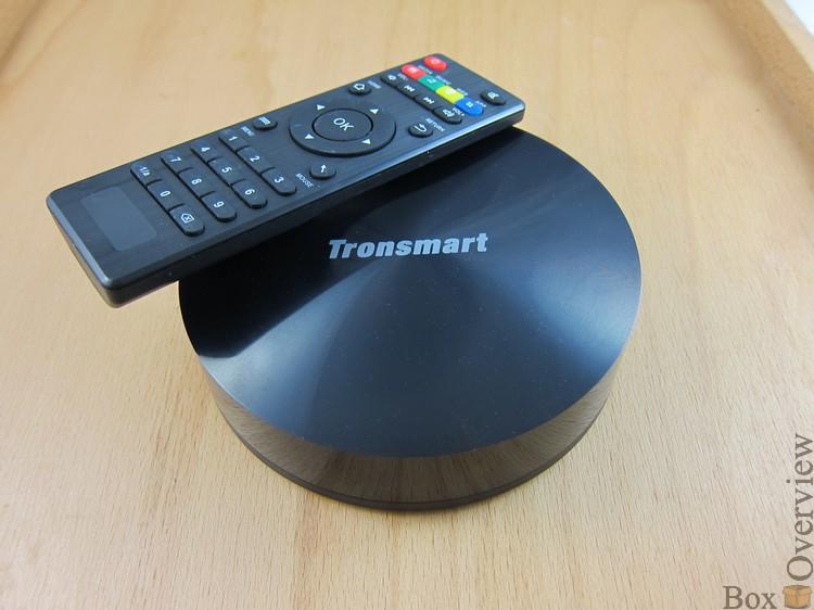 Tronsmart Vega S89 — медиаплеер с 8 ядерным видеоускорителем Mali 450