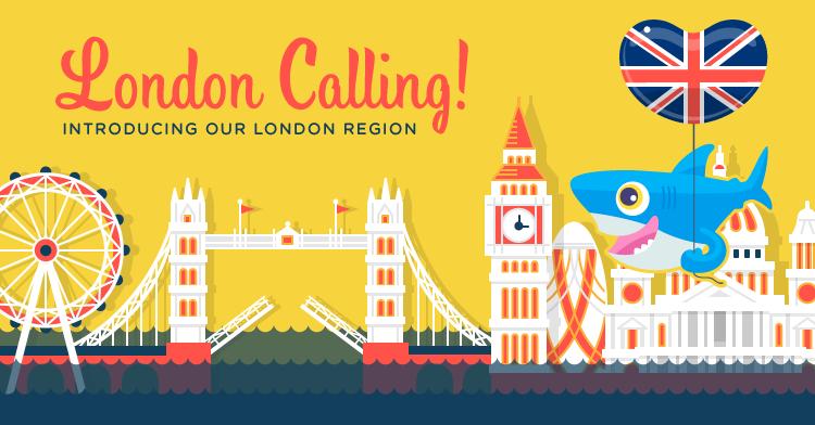 DigitalOcean открыл точку присутствия в Лондоне