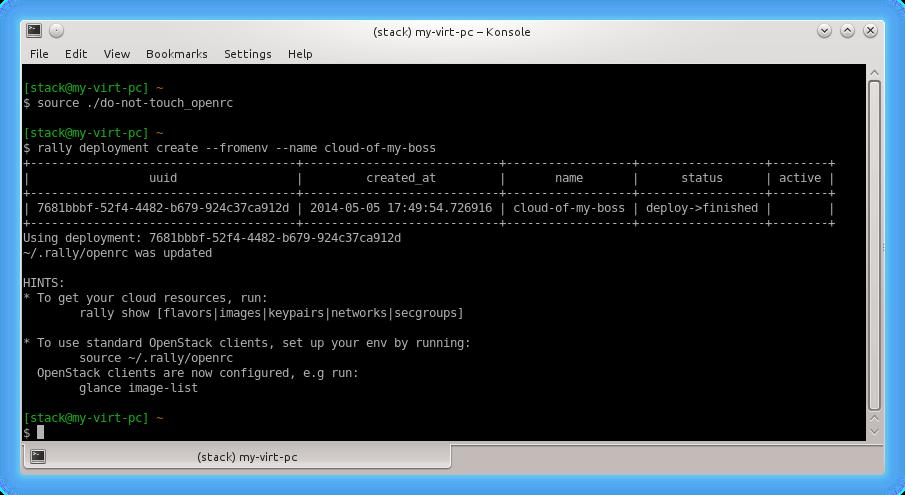 Rally: Тестировать OpenStack с помощью Tempest стало просто (проще)