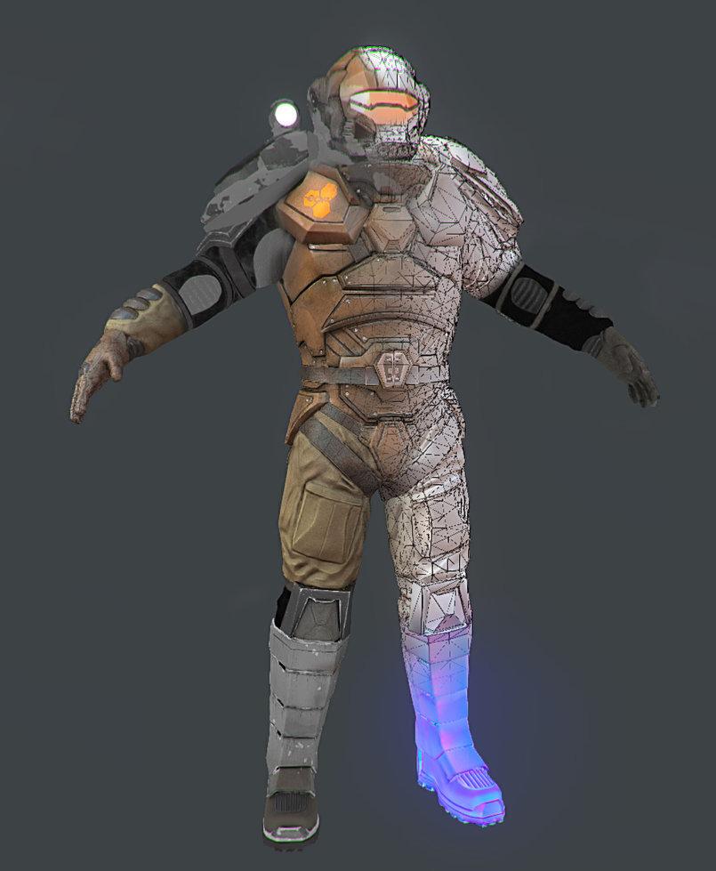 Создание игрового персонажа