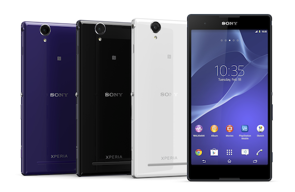 Android 4.4 для Xperia T2 Ultra