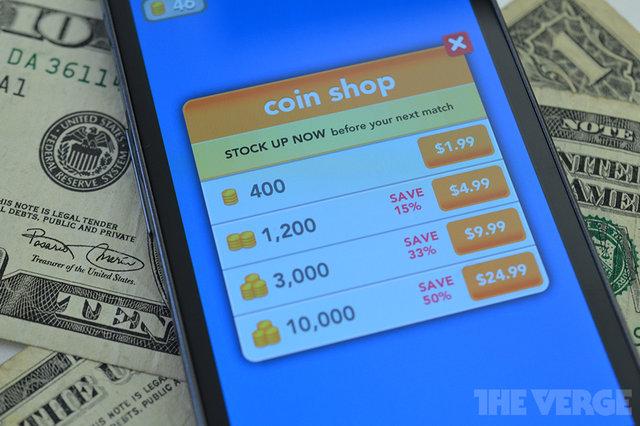 Игры приложения в Google Play с внутриигровыми покупками перестанут называть «free»