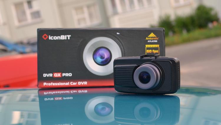 Обзор iconBIT DVR QX PRO: любопытный регистратор со съемкой 1080p 60 FPS