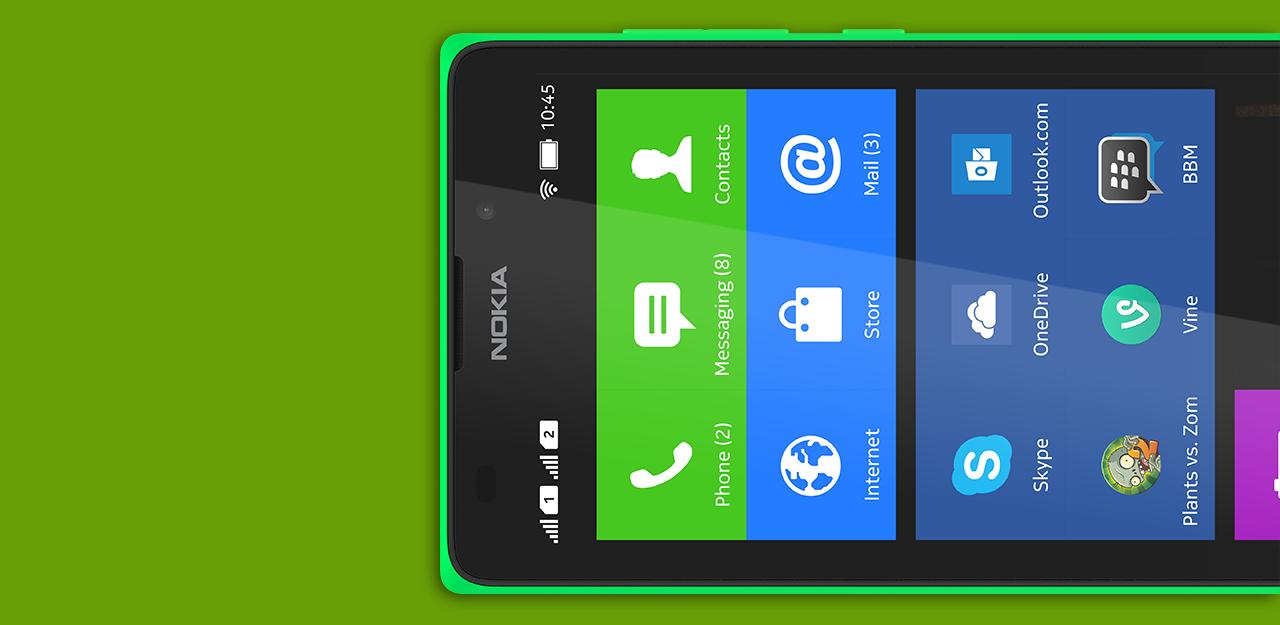 Nokia X, X+ и XL получили обновление
