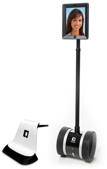 Робот Double Robotics Гришина