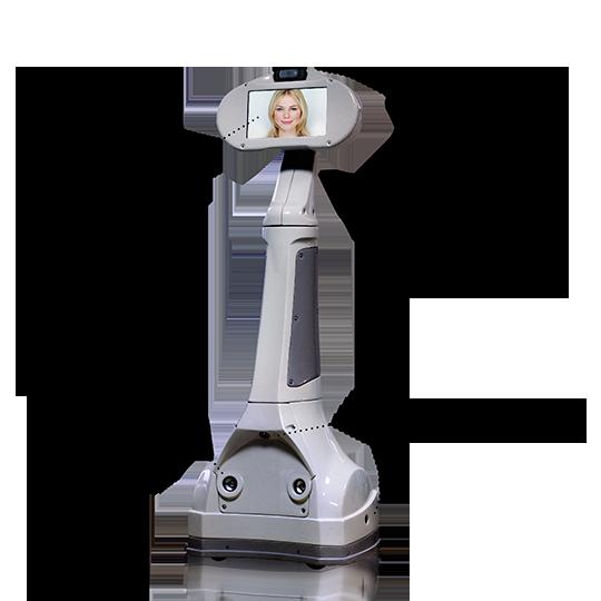 Webot робот виртуального присутствия
