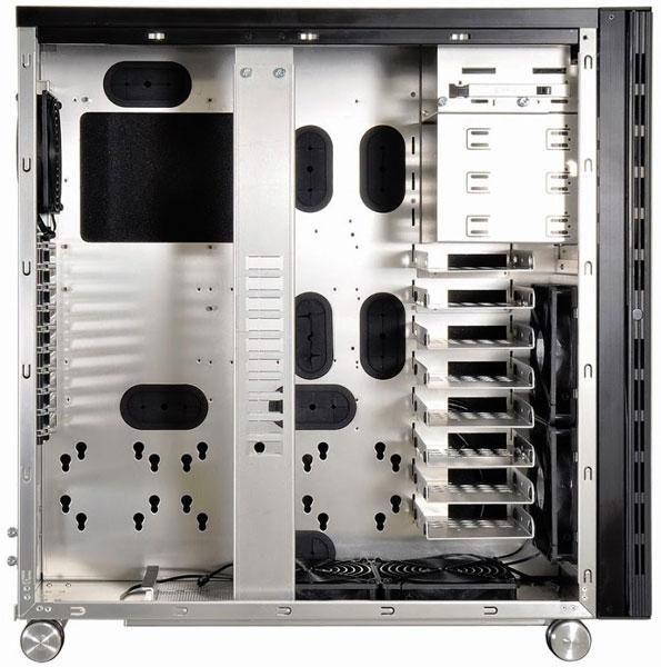 Объем корпуса Lian Li PC-V2130 категории full-tower — 94 литра