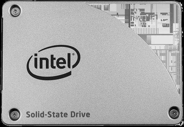 Intel Pro 2500 — новая серия SSD с аппаратным шифрованием