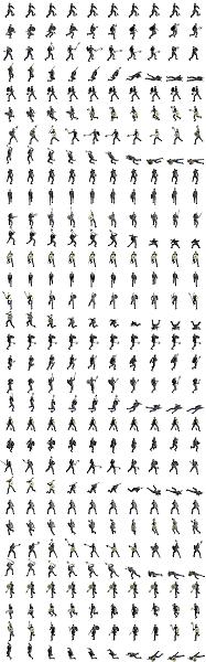 Node.js + HTML5 + js = online action game