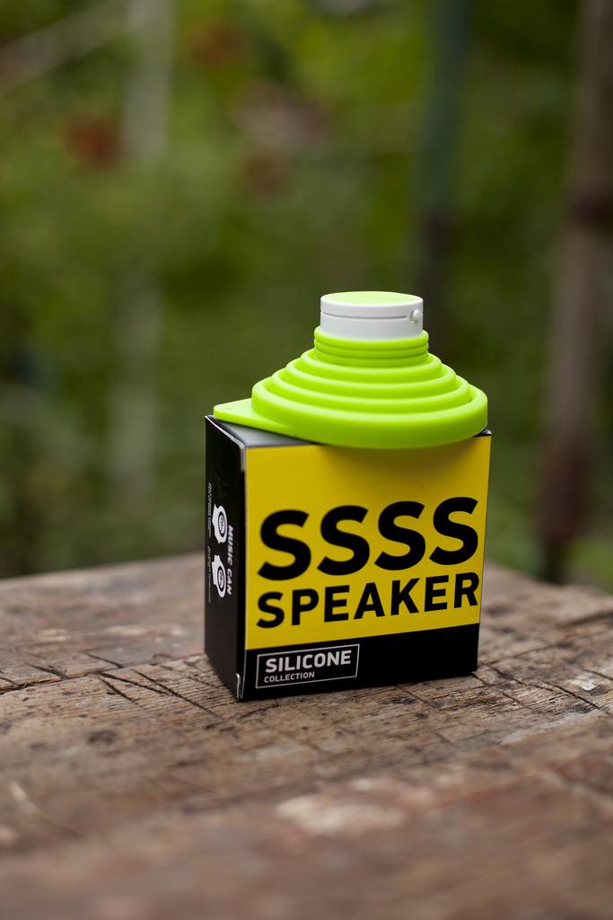 SSSSSpeaker комплектация