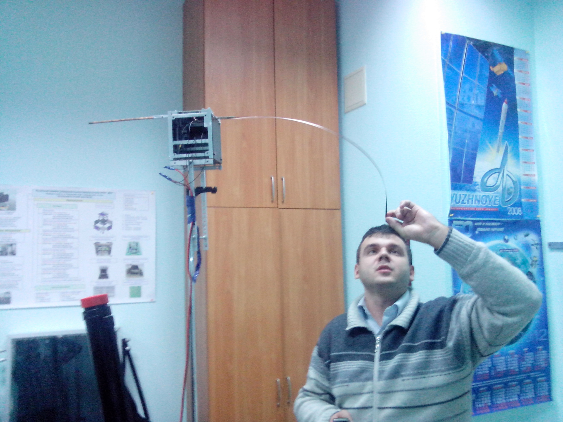 Как рождался PolyITAN 1 в лабораториях КПИ