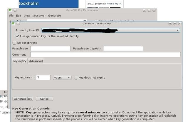 Как совместить приятное с полезным (анонимность и приватность) в email е