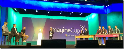 Российская команда Brainy Studio становится мировым чемпионом Imagine Cup 2014 в игровой категории