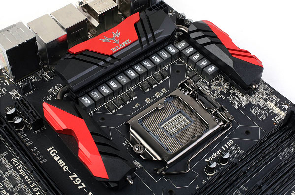 Colorful iGame Z97 Flame Warrior X