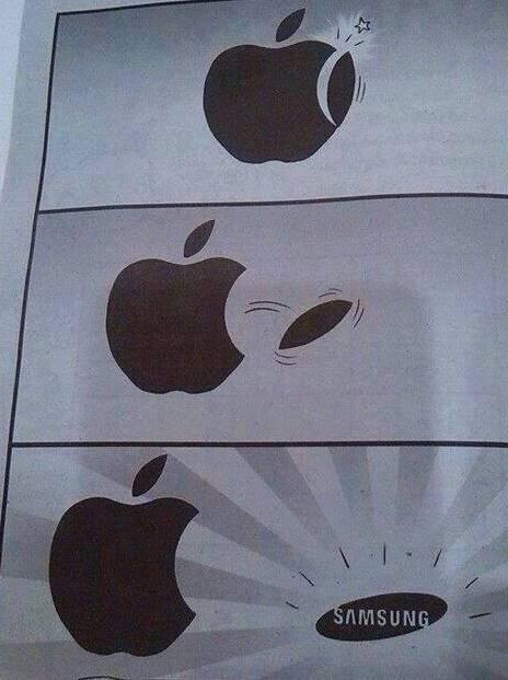 Конец «патентной войны» между Apple и Samsung