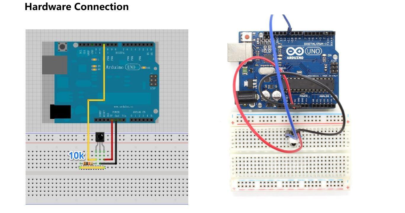 Удаленное управление VLC player'ом при помощи Arduino и Python