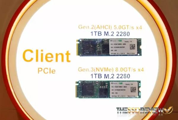 SSD Hynix типоразмера М.2 объемом 1 ТБ