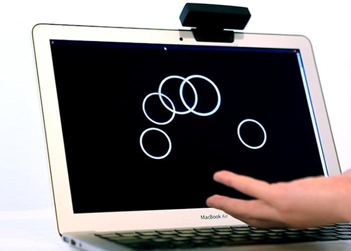 Ractiv Touch+: перспективный аналог Leap Motion