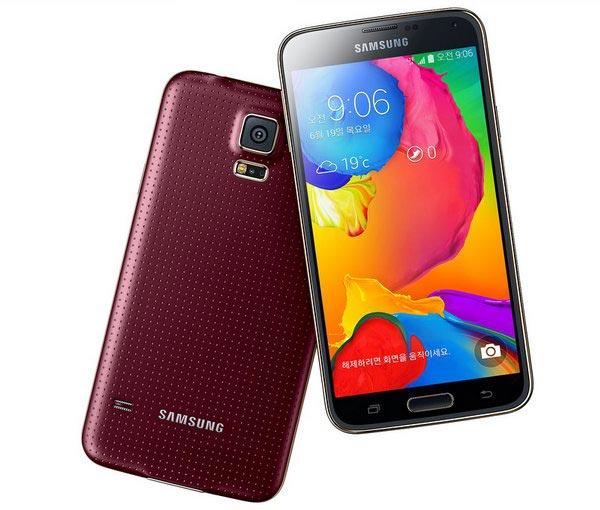 Как в Galaxy S5, так и в Galaxy S5 LTE-A используется дисплей типа Super AMOLED