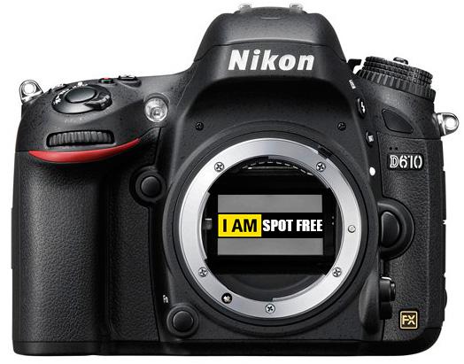 Участие в акции по обмену Nikon D600 на D610 является добровольным