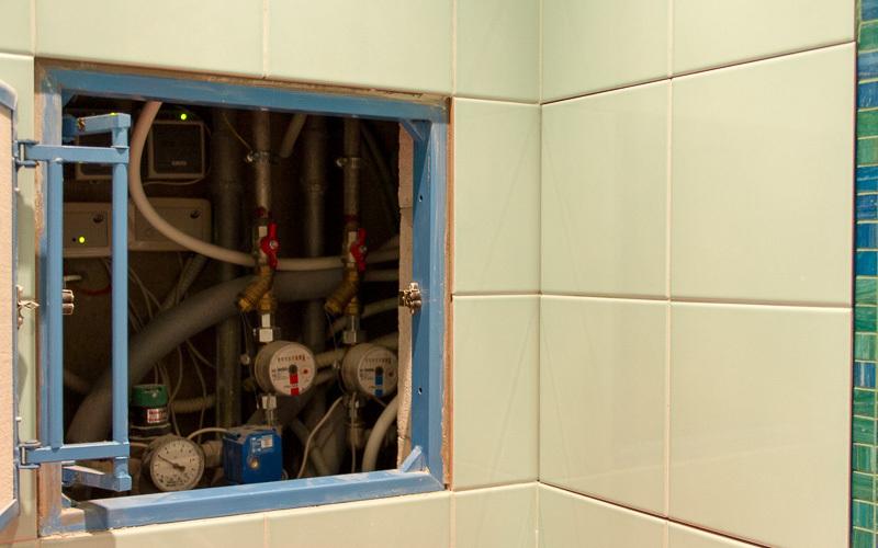 Автоматизация снятия показаний со счетчиков воды