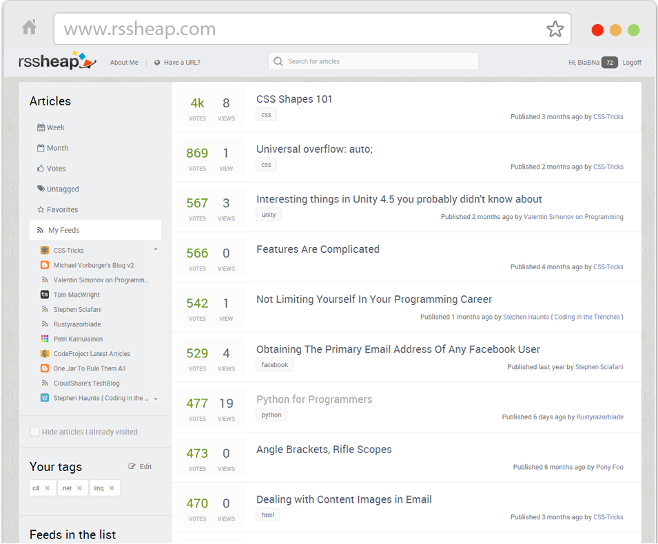 Несколько интересностей и полезностей для веб разработчика #25