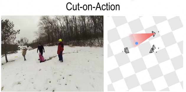 Новая технология Disney синтезирует «смотрибельное» видео из нескольких любительских записей