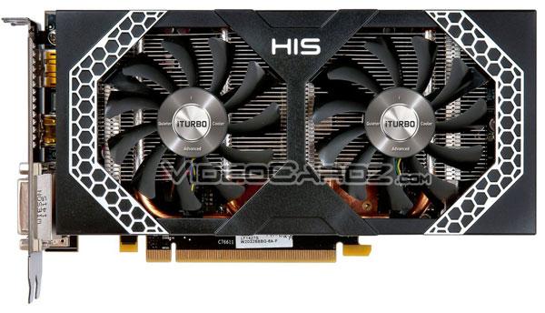 HIS Radeon R9 285 IceQX2 Mini