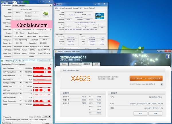 Адаптер GeForce GTX 870 получит 1664 ядра CUDA и по производительности будет равен карте GeForce GTX 780