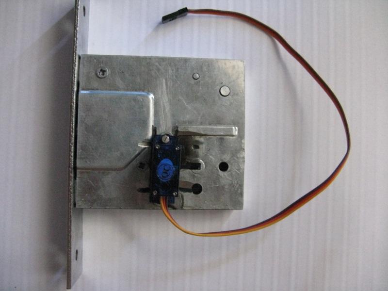 Дверной замок. RFID